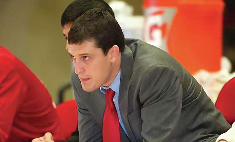 SIUE head wrestling coach Jeremy Spates has announced eight recruits for next season's team. Photo: SIUE File Photo