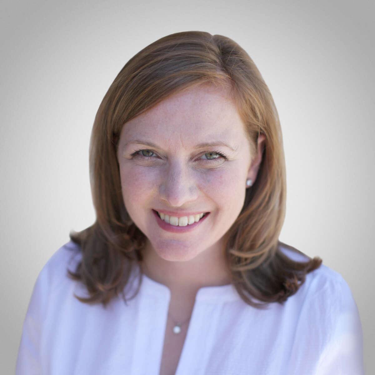 Lizzie Pannill Fletcher, candidate for U. S. Representative District 7.