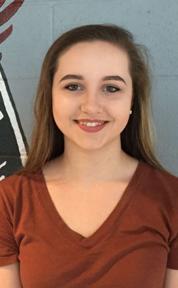 Emily Godi, who just finished her sophomore year at Alton High School, is a finalist in the Regional Chicagoland 2016 Anthem Essay Contest, a yearly competition by the Ayn Rand Institute. She may go on to compete with essay writers from around the world in this year's competition, with the winner to be announced in July.
