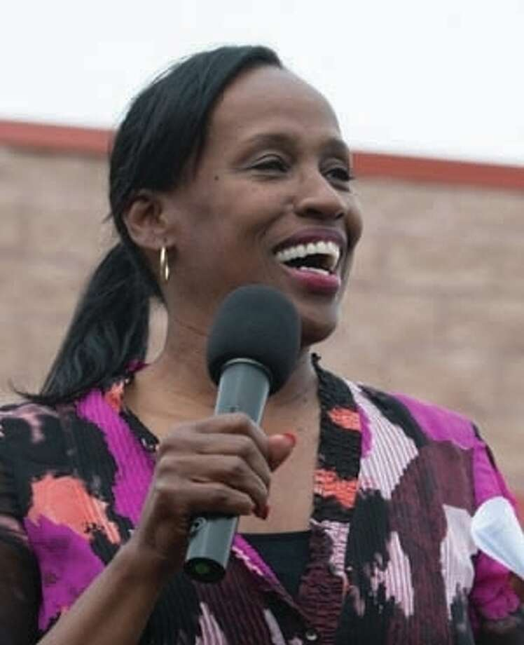 Jackie Joyner-Kersee talks about her continued dream for the Metro East St. Louis area. Photo: Photo Courtesy Of SIUE | For The Telegraph