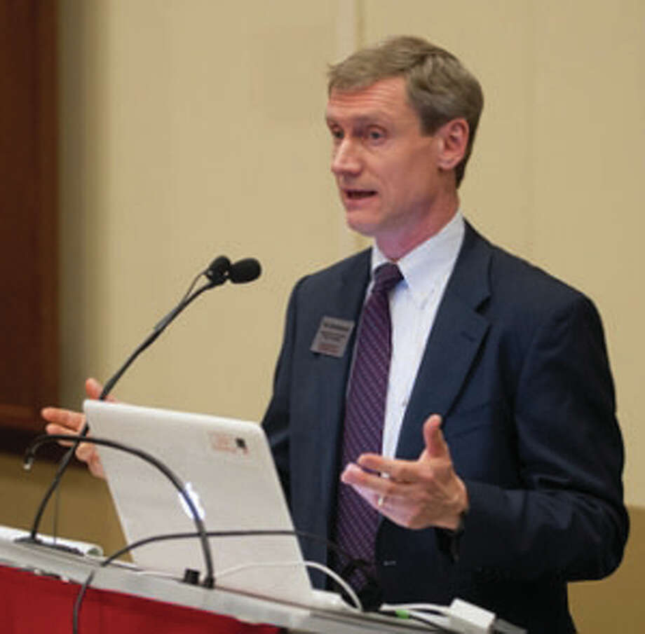 Southern Illinois University Edwardsville Interim Provost and Vice Chancellor for Academic Affairs Denise Cobb named Timothy Schoenecker, pictured, as interim dean of the School of Business. Photo: Photo Courtesy Of SIUE | For The Telegraph