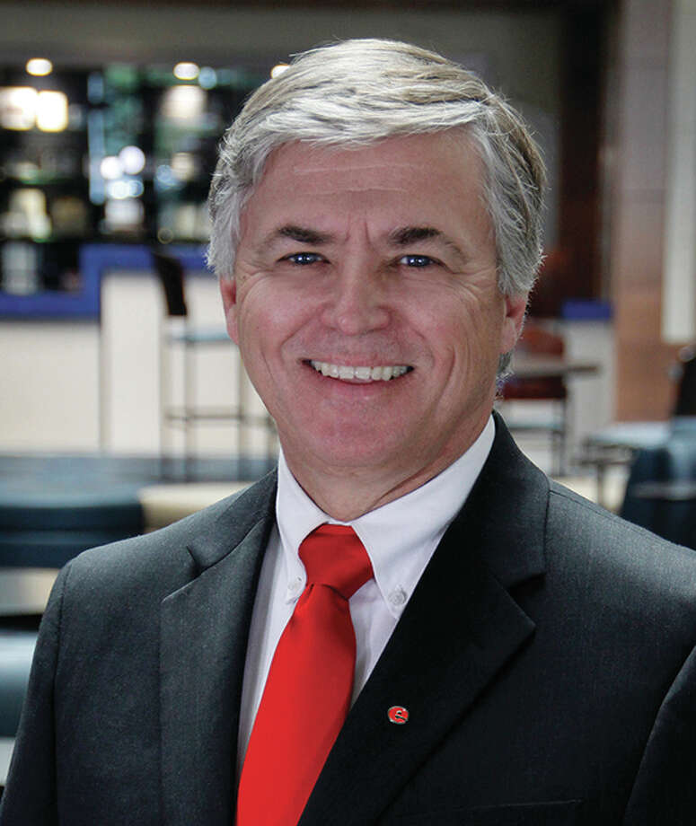 SIUE Chancellor Randall Pembrook For The Telegraph Photo: For The Telegraph