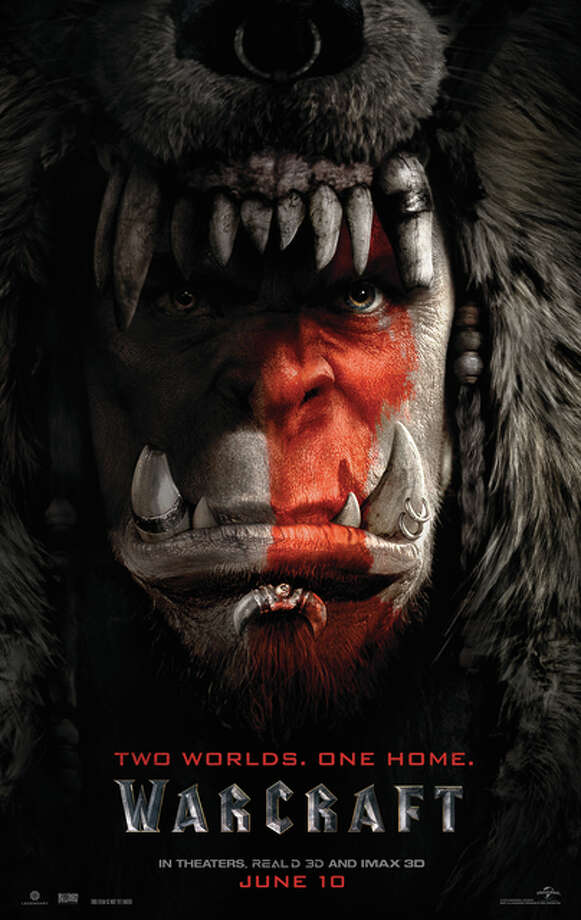 "Durotan in ""Warcraft"" Photo: Legendary Pictures/Universal Pictures 