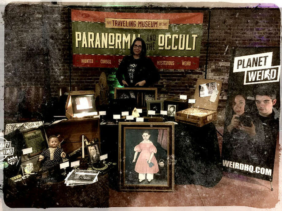 From the strange to the downright goosebump creepy, the 20th anniversary of the Haunted America Conference slated for Alton is sure to offer a little bit of something for anyone interested in the paranormal or just plain weird. Haunted America Conference coming