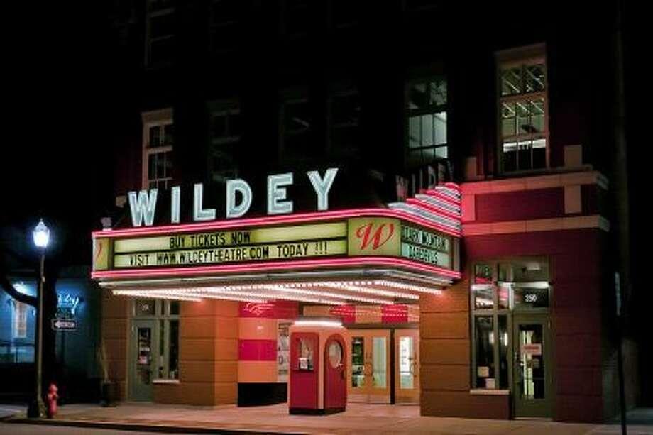 The Wildey Theatre in downtown Edwardsville (Photo courtesy The Wildey Theatre)
