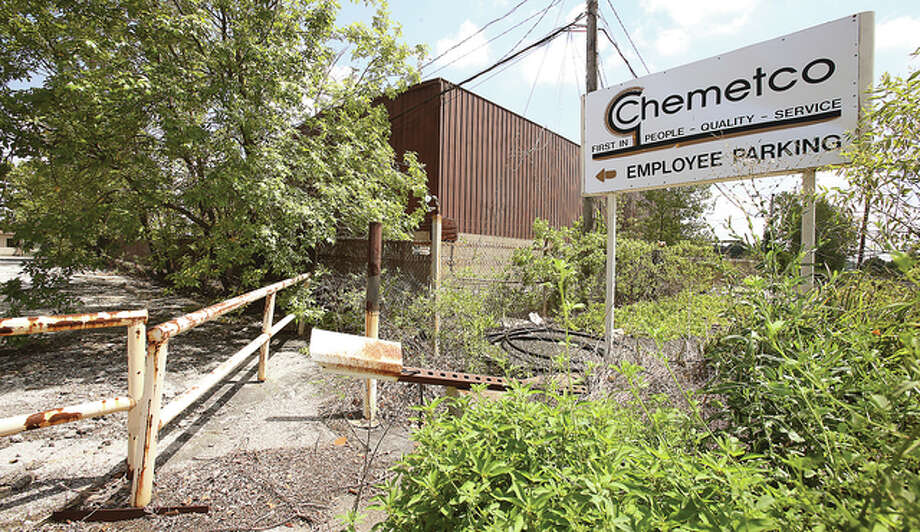 Cleanup continues at the former Chemetco plant on Illinois Route 3 just south of the Cahokia Diversionary Canal in Hartford. The village recently annexed the Superfund site, and is considering a tax increment financing district for the area.