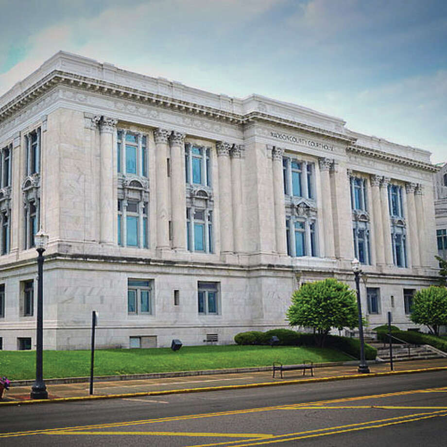 Madison County board members decided Monday to halt moving forward at this time to the final design phase of a courthouse renovation project, but nudged a prison renovation project to move ahead.