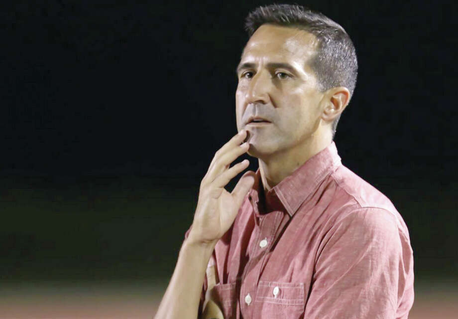 SIUE men's soccer coach Mario Sanchez's team played to a scoreless draw Tuesday night against the University of Kentucky in Lexington. The Cougars will play host to Dayton in their final preseason match at 7 p.m. Friday at Korte Stadium. Photo: SIUE Athletics