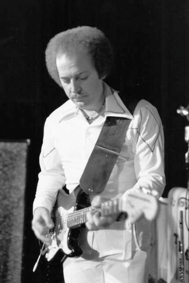 Sadler performing circa mid to late 1970s. Photo: Photo Use Courtesy Of Herb Sadler|For The Telegraph