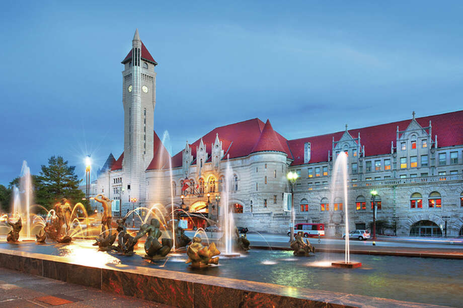Holidays at Union Station boasts 14 new attractions and experiences that will make this year the biggest yet at Union Station in St. Louis and one of the largest celebrations in the Midwest. Photo: For The Telegraph