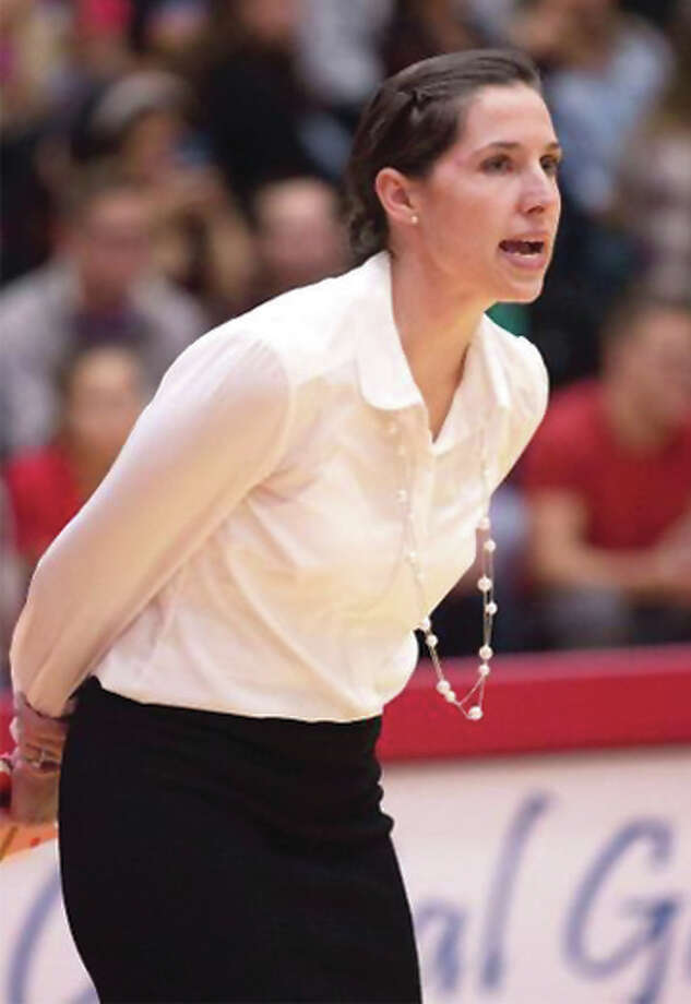 Leah Johnson's SIUE volleyball team will play three opponents this weekend in New York. Photo: SIUE File Photo