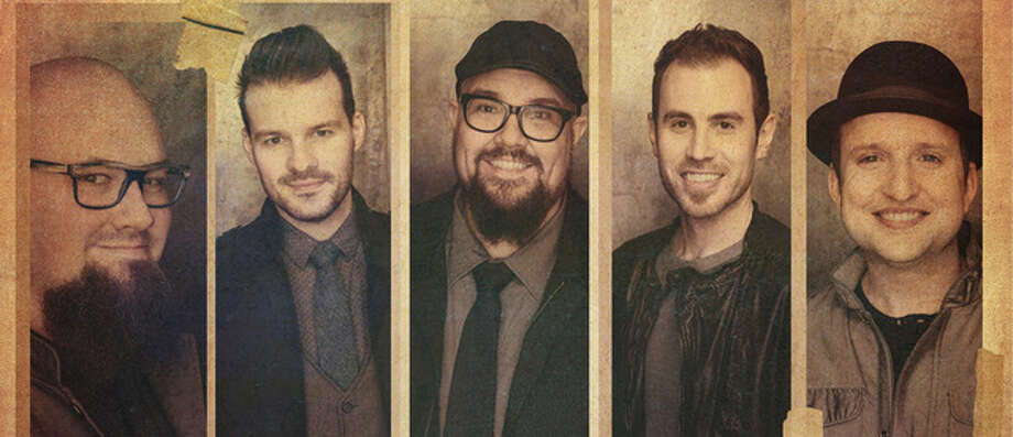 Formed in 2002, Big Daddy Weave is lead vocalist Mike Weaver, Jay Weaver, Jeremy Redmon, Joe Shirk and Brian Beihl. The top Christian music group will perform in Bethalto Friday to benefit Riverbend Ministries Wood River. Photo: For The Telegraph