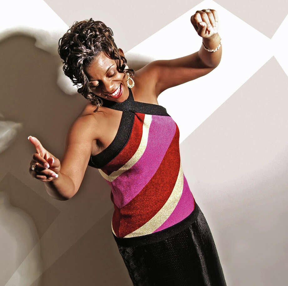 Danita Mumphard will perform tunes from the Ella Fitzgerald songbook at 7 p.m. Saturday at Jacoby Arts Center.