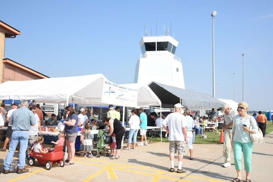 Dave Miller, Director of Aviation, said that when the event first began, it was more focused on airplanes and aviation, but over time has come to include so much more.