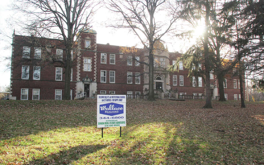 The Ursuline Convent on Danforth Street in Alton. A buyer for the vacated building has received approval from the Alton Plan Commission to open a nursing home and assisted living facility at the location.