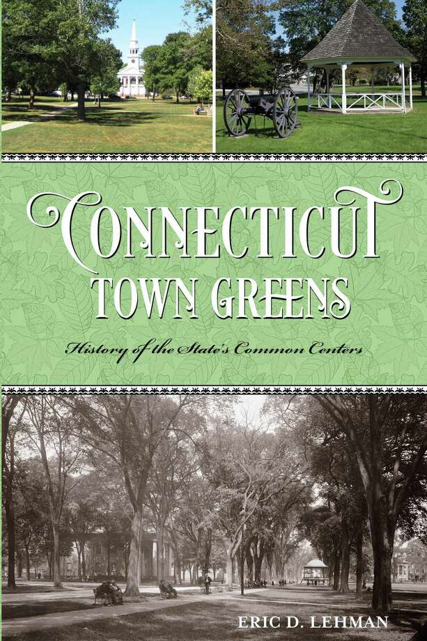 "Join the Norwalk Historical Society on Earth Day at 2 p.m. on Sunday, April 22, at Mill Hill Historic Park for a look at the history of the town greens of Connecticut. Author Eric D. Lehman will lead a lively lecture: ""Time Machines to the Past: Connecticut Town Greens."" Photo: Contributed Image"