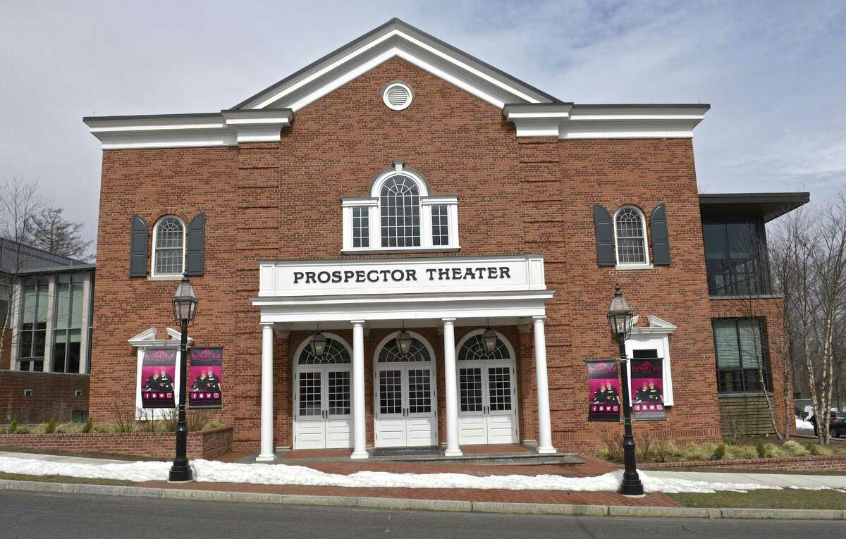 Prospector Theater, in Ridgefield, is a non-profit that provides employment to adults with disabilities. Friday, March 24, 2017, in Ridgefield, Conn.