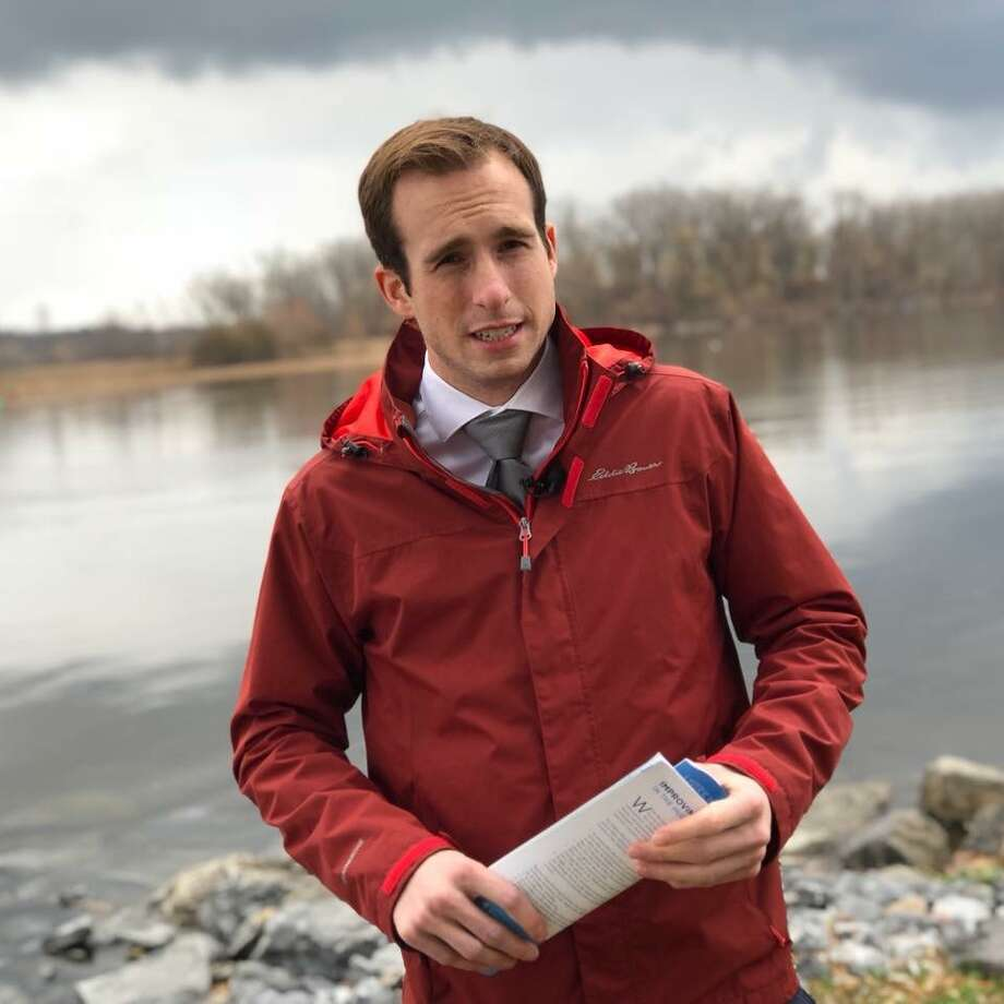 Click through the slideshow for 20 things you may not know about WNYT's Asa Stackel. Photo: Courtesy Of Asa Stackel