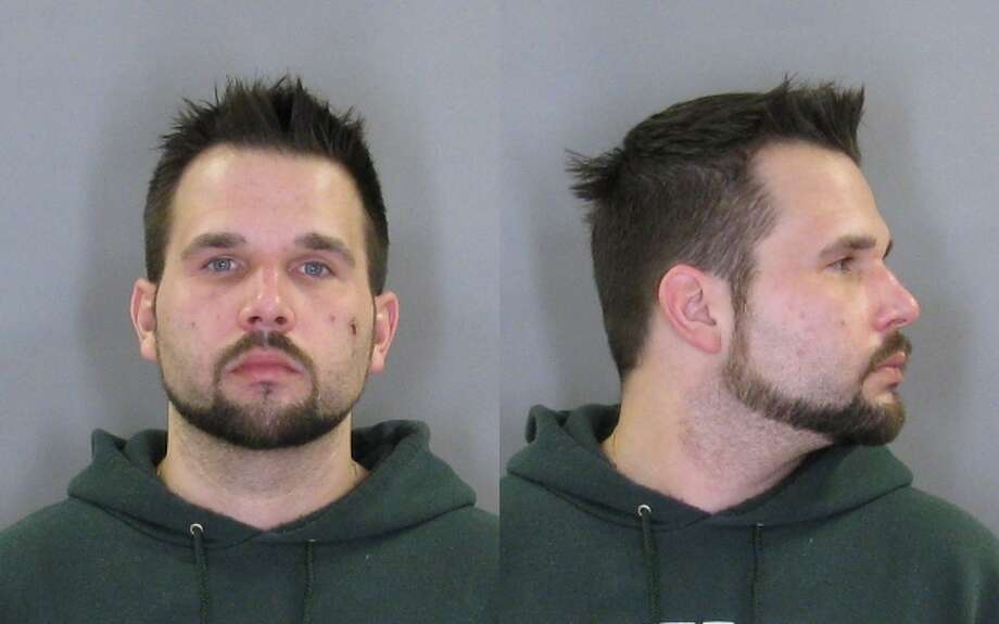 Jason Nurmi, 33, of North Greenbush Photo: Courtesy Bethlehem Police