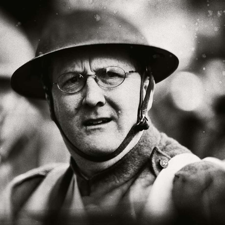 Glenn Lunde presents a re-enactment Feb. 24 at the Slate Valley Museum. (Provided photo)