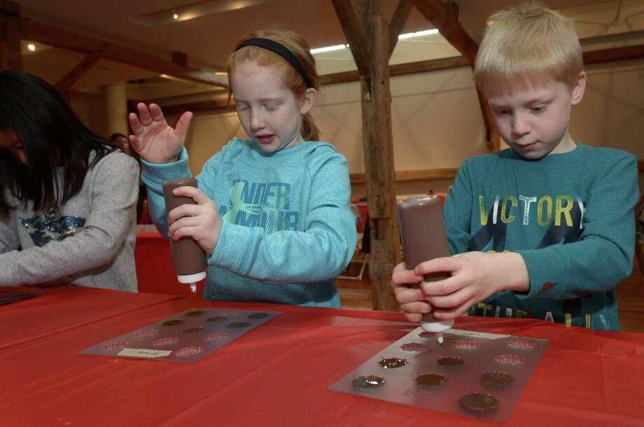 Wilton Historical Society Valentines Day Chocolate Making Workshop