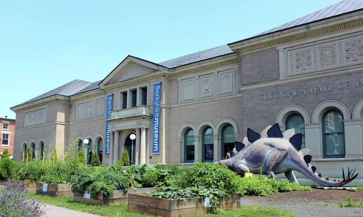 The Berkshire Museum in Pittsfield. (Photo courtesy Berkshire Museum.)