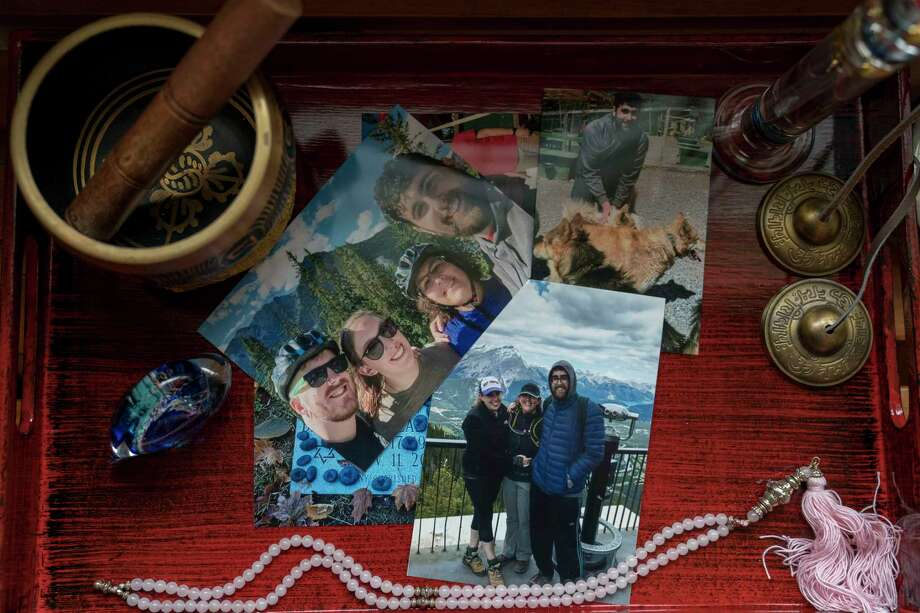 At her home in Bethlehem, Pennsylvania, Nancy Knoebel keeps mementos of her son, Danny Teichman, who died of a kratom overdose. Must credit: Photo for The Washington Post by Jessica Kourkounis Photo: Jessica Kourkounis, For The Washington Post / Jessica Kourkounis