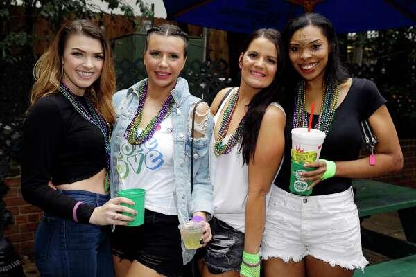 The Go List Mardi Gras Pub Crawl Rodeo Clown Roundup