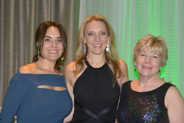 The New Milford Chamber of Commerce held its Twentieth Annual Crystal Winter Gala at the Amber Room colonnade in Danbury on February 10, 2018.   Guests enjoyed a silent auction, DJ,     open bar, cocktail hour, dinner, dessert, and artisan hot chocolate station. Were you SEEN?