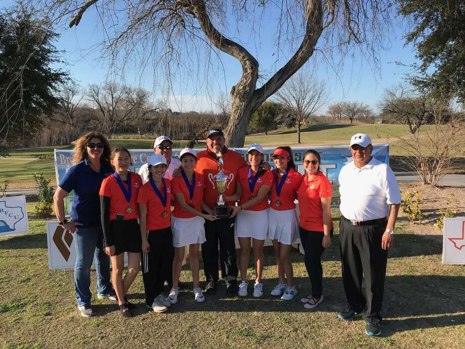 United finished with a two-day total of 738 to win the Del Rio Invitational on Saturday. Photo: Courtesy Photo