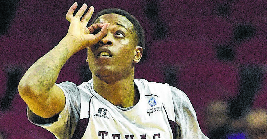 Demontrae Jefferson returned from a five-game suspension for a violation of team rules on Saturday to lead Texas Southern past Jackson State 86-75 at H&PE Arena. Photo: Eric Christian Smith/Associated Press
