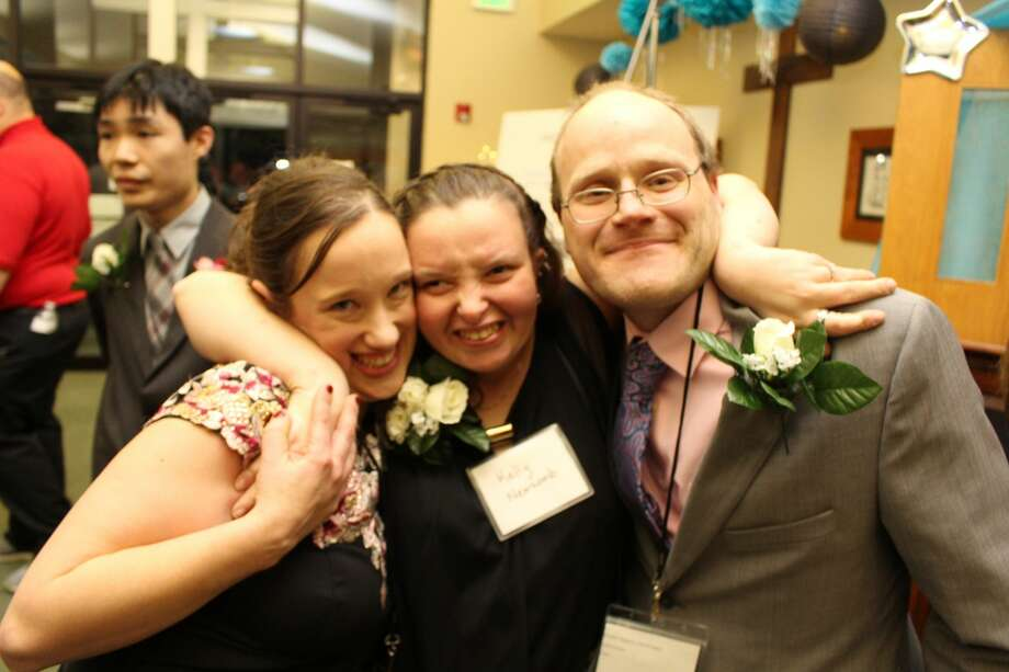 Were you Seen at Night to Shine, a prom night experience for Capital Region residents living with special needs, at Our Saviors Lutheran Church in Albany on Feb. 9, 2018?  Photo: Chris Milian