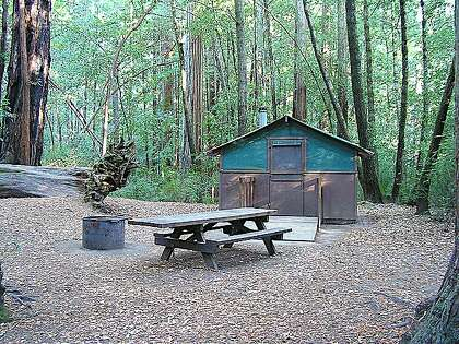 Change Your World With A Night Or Two In A Warm Big Basin