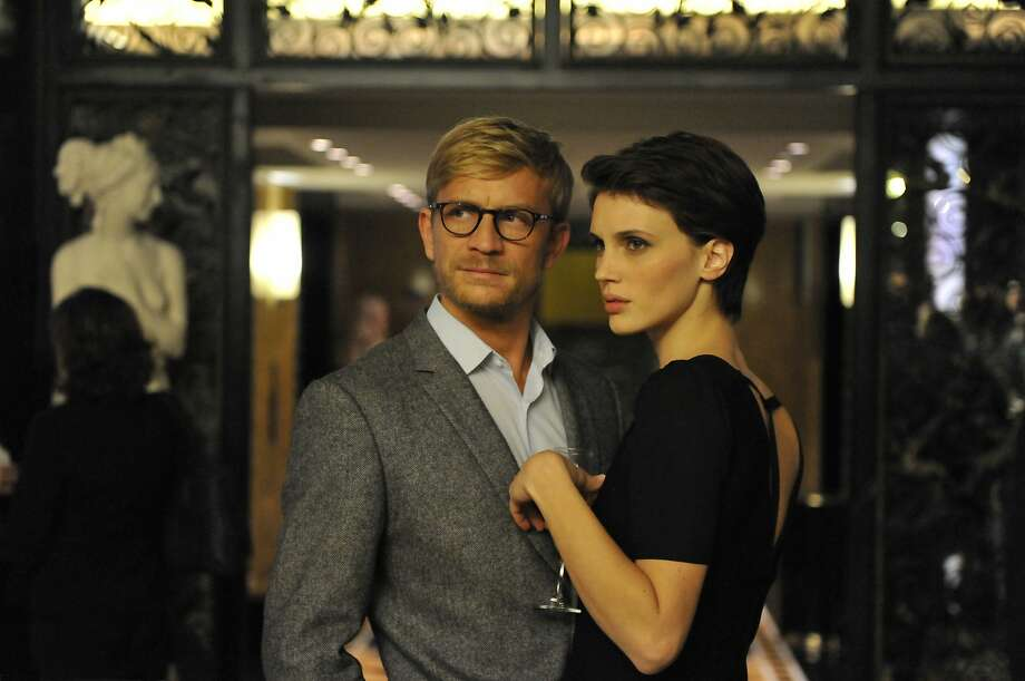 """Jérémie Renier and Marine Vacth in Francois Ozon's """"Double Lover,"""" which pushes some boundaries. Photo: Cohen Media Group"""
