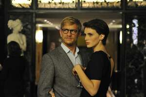 """Jeremie Renier and Marine Vacth in Francois Ozon's """"Double Lover."""""""