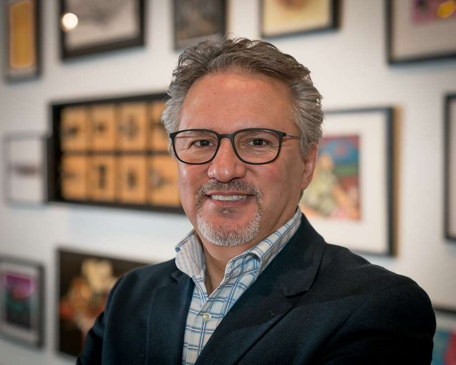 Arturo Infante Almeida is art specialist and curator at UTSA. Photo: Courtesy / Courtesy