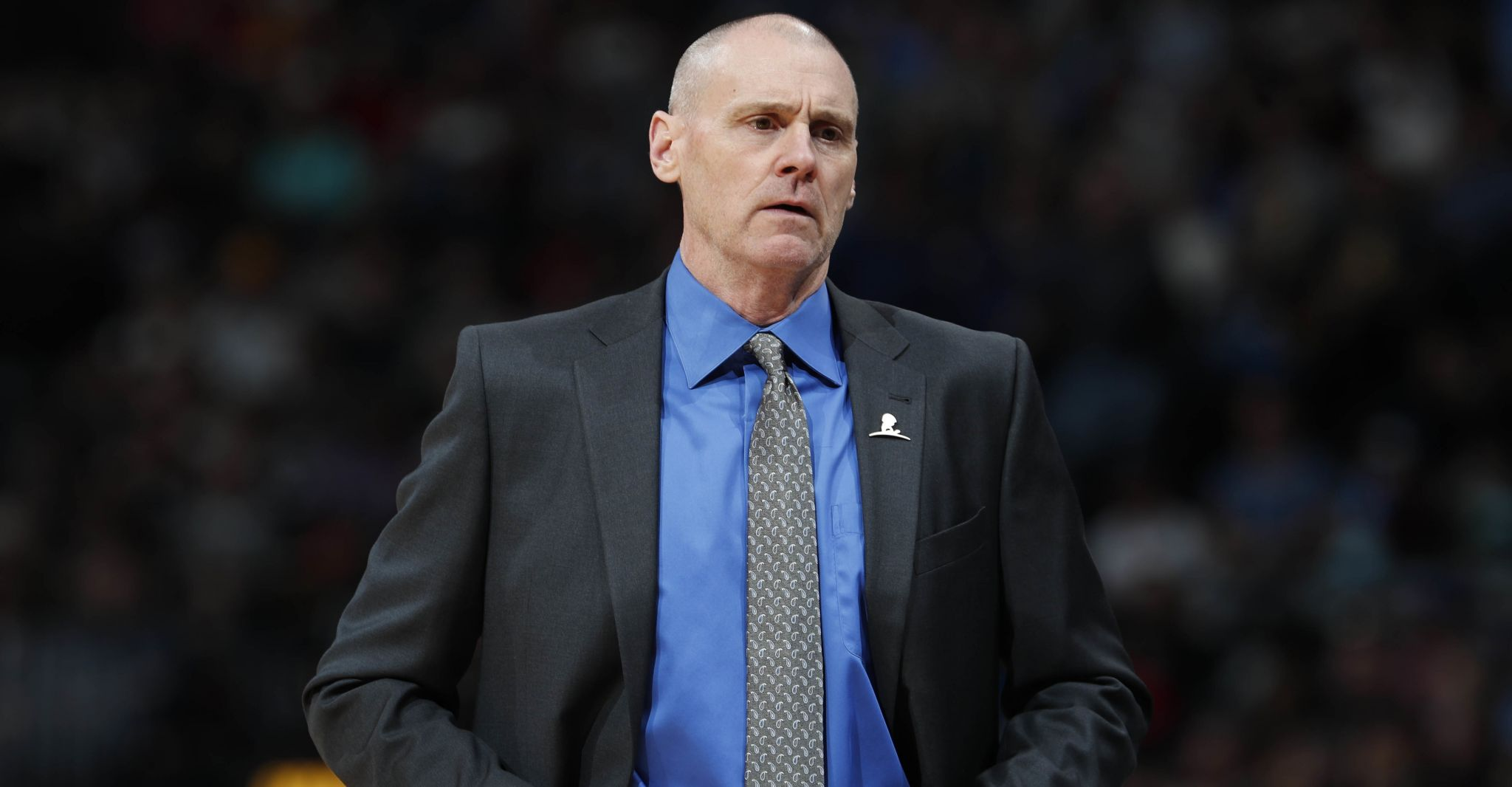 Mavericks coach Rick Carlisle on Rockets' recent moves: 'Houston, they're loading up'