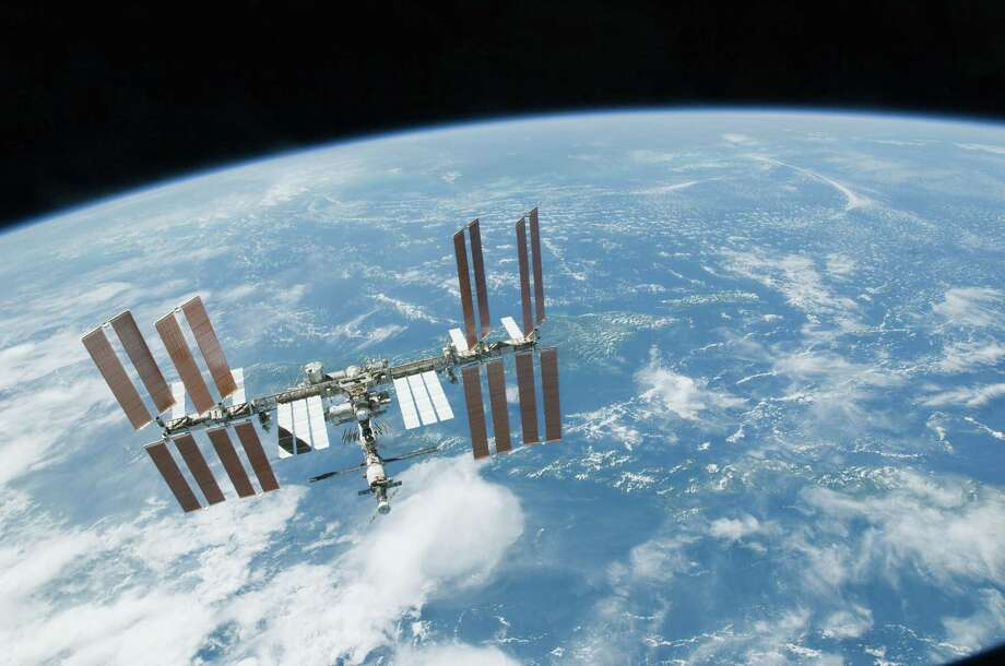 A satellite weighing nearly 90 kilograms was deployed from the International Space Station Wednesday morning.