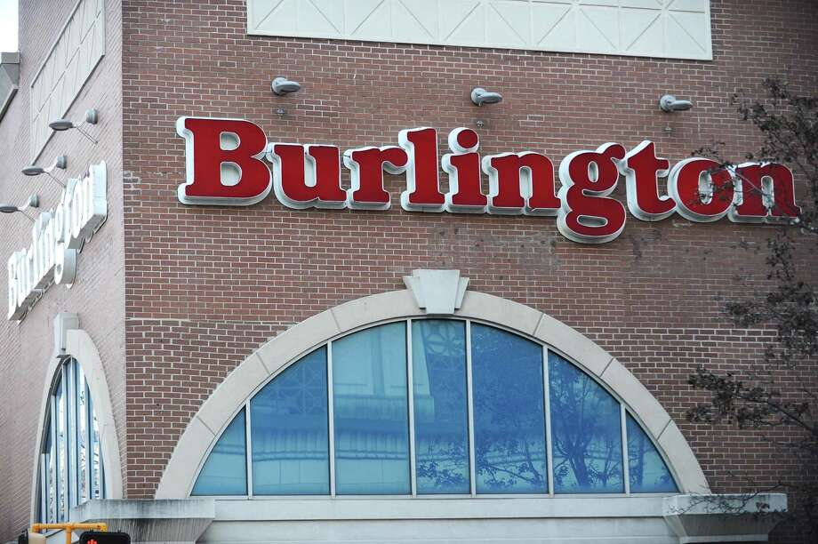 The Burlington clothing store on Broad Street in downtown Stamford. Photo: Michael Cummo / Hearst Connecticut Media / Stamford Advocate