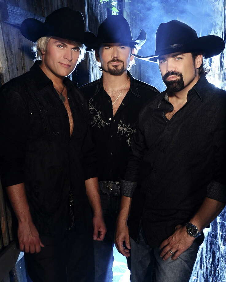 The Texas Tenors, classical crossover trio vocal group formed in 2009 by country music singer JC Fisher, pop singer Marcus Collins and opera singer John Hagen. They were a top four finalist in the fourth season of America's Got Talent. The Texas Tenors will open the 2nd Annual Rising Stars and Legends of Texas in Conroe with a concert on March 4 at the Crighton Theatre. Photo: Courtesy The Texas Tenors