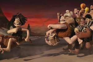 The Claymation movie 'Early Man'