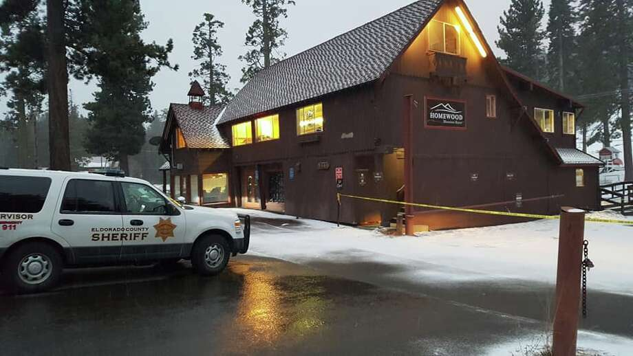 A suspect in a suspicious death at Lake Tahoe has been arrested at a ski resort on the lake's west shore. Photo:  El Dorado County Sheriff's Office/ Facebook