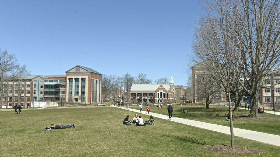 University of Connecticut campus in Storrs Photo: File Photo / The News-Times