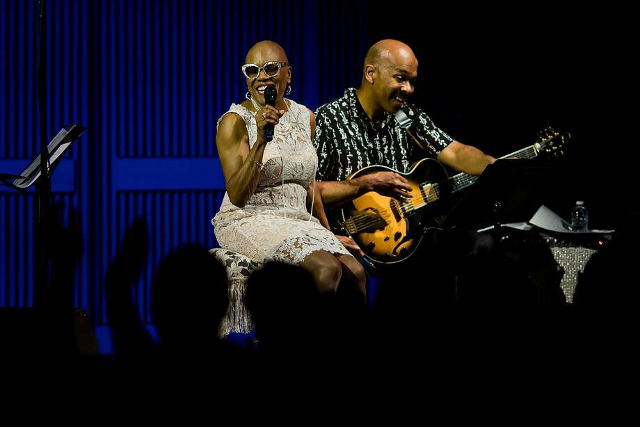 Dee Dee Bridgewater is one of San Jose Jazz Winter Fest's headliners. Photo: Mason Trinca, Special To The Chronicle