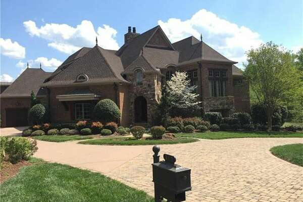 Golden State Warrior Steph Curry is dribbling away from his Waxhaw, NC, home. For $1.5 million, you can own the star point guard's house.