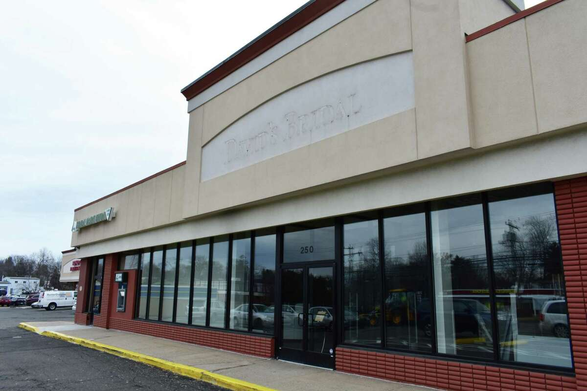 The former David's Bridal space at 250 Westport Ave. in Norwalk, Conn., in February 2018.