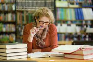 The National Center for Education Statistics reports  that people 50-plus are going back to school in higher numbers than ever.