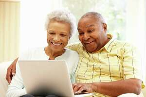Many seniors find technology improves the quality of their lives.