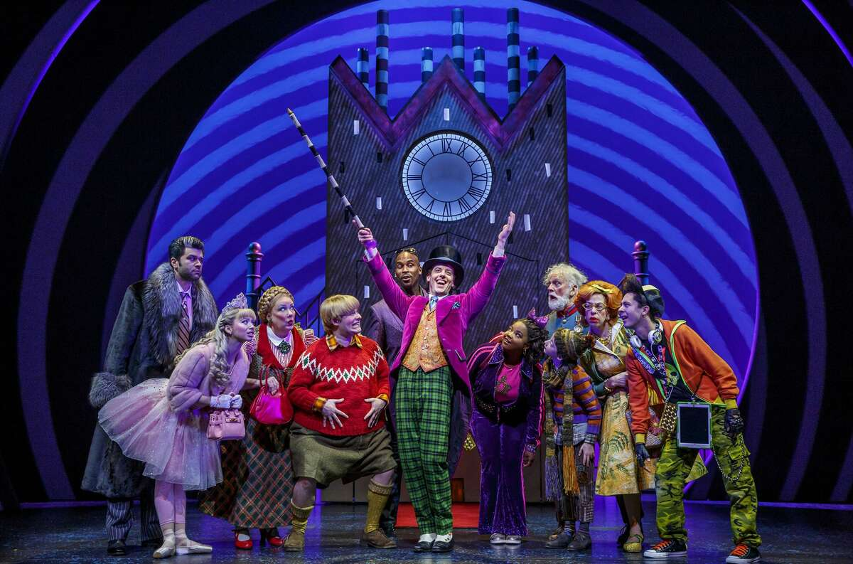 The touring cast of