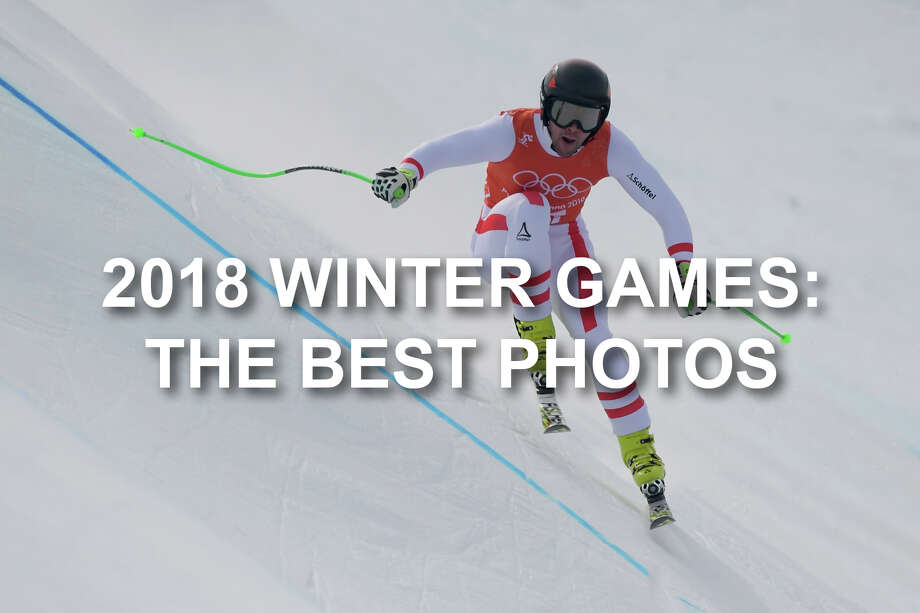 >> The best photos from the 2018 Winter Olympic Games in Pyeongchang >> Photo: FABRICE COFFRINI/AFP/Getty Images / This content is subject to copyright.